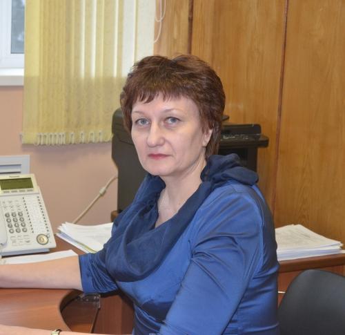 Голикова Галина Александровна
